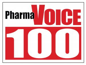 PharmaVoice 100 logo