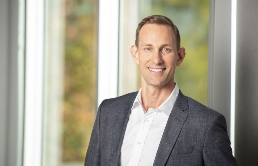 Eric Dube PhD CEO